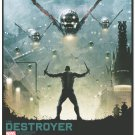 Guardians Of The Galaxy Movie Art Poster The Destroyer 32x24