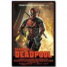 Deadpool Marvel Superheroes Movie Poster Wade Wilson 32x24