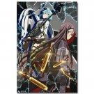 Sword Art Online 2 Anime Art Poster Kirito Sinon 32x24