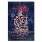 Stranger Things New TV Series Poster 32x24