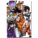 Dragon Ball Z Anime Wall Poster Goku 32x24