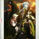Sword Art Online Season 2 Anime Poster Wall 32x24