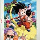 Dragon Ball Z Anime Art Poster Wall 32x24