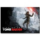 Rise Of The Tomb Raider Hot Game Poster Lara Croft 32x24