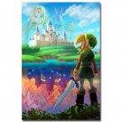 The Legend Of Zelda Twilight Princess Games Poster Prints 32x24