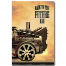 Back To The Future Part 3 Classic Movie Poster Pictures 32x24
