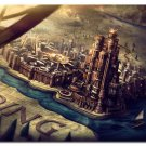 Kings Landing Game Of Thrones TV Series Poster 32x24