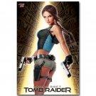 Lara Croft Tomb Raider Game Art Poster 32x24