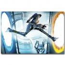 PORTAL 2 Hot New Game Poster Print Aperture Laboratories 3 32x24