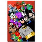 Superhero Batman The Animated Series Poster 32x24