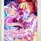 No Game No Life Sexy Anime Girls Poster Wall 32x24
