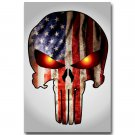 The Punisher Skull Superhero Movie Poster 32x24
