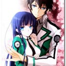 The Irregular At Magic High School Sexy Anime Girl Poster Wall 32x24