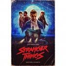 Stranger Things New Hot TV Series Poster 32x24