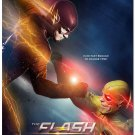 The Flash Season 2 TV Series Art Wall Poster Superhero 32x24