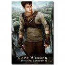 The Maze Runner Movie Art Poster Thomas 32x24