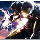 Superhero Iron Man Movie Art Poster Tony Stark 32x24