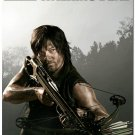 The Walking Dead New Season TV Show Art Poster Daryl 32x24