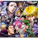 Hunter X Hunter Art Poster Japan Anime Pictures For Wall Decor 32x24