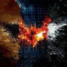 Batman The Dark Knight Rises Movie Art Poster Wall Decor 32x24