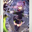 Seraph Of The End Shinoa Anime Art Wall Poster 32x24