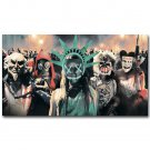 The Purge Election Year New Horror Movie Poster 32x24