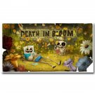 Adventure Time With Finn And Jake Skull Hot Cartoon Poster 32x24