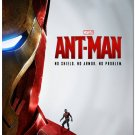 New Movie Ant Man On Iron Man Shoulder Wall Poster 32x24