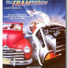 Back To The Future 1 2 3 Movie Art Art Poster Pictures 32x24