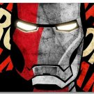 Iron Man Comic Movie Art Poster Wall Pictures For Living Room 32x24