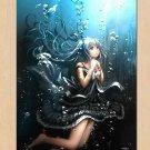 Home Decor Hatsune Miku Sexy Anime Girls Art Poster Wall 32x24