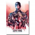 Captain America Civil War Superheroes New IMAX Movie Poster 32x24