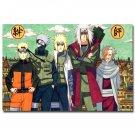 Naruto Shippuden Japanese Anime Art Posters 32x24