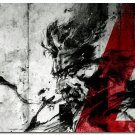 Metal Gear Solid 5 Game Art Poster Big Boss 32x24