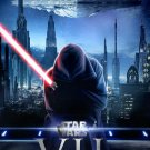 Skywalker Star Wars 7 The Force Awakens Movie Art Poster Home Decoration 32x24