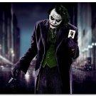 Batman Joker Arkham City Knight Game Art Wall Poster 32x24