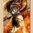 Fairy Tail Natsu Anime Poster Wall 32x24