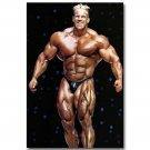 Jay Cutler IFBB Bodybuilder Fitness Poster 32x24