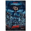 Daredevil Superheroes Season 2 TV Series Poster 32x24