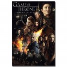 Game Of Thrones Season 5 TV Series Art Poster Daenerys 32x24