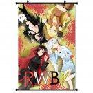 RWBY Volume 2 3 Anime Cartoon Poster Wall Ruby Rose 32x24