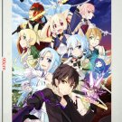 Sword Art Online 2 New Season Anime Poster Wall 32x24