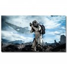 Star Wars Battlefront Game Poster Stormtrooper 32x24