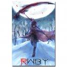 RWBY Volume 2 3 Cartoon Poster Ruby Rose Weiss Schnee 32x24