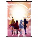 RWBY Volume 2 3 Cartoon Poster Wall Ruby Rose 32x24