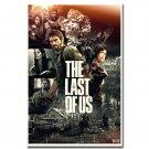The Last Of Us Left Behind Game Art Poster Ellie Joel 32x24