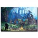 Dark Souls 3 III Game Poster 32x24