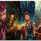 Doctor Who Season 8 TV Series Art Poster 32x24