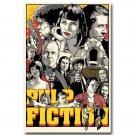 Kill Bill Pulp Fiction Classic Film Poster 32x24