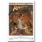Indiana Jones Raiders Of The Lost Ark Classic Film Poster 32x24